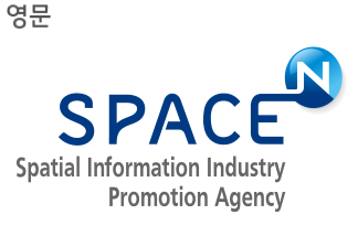 spacen Spatial Informaiton Industry Promotion Institute 영문 ci
